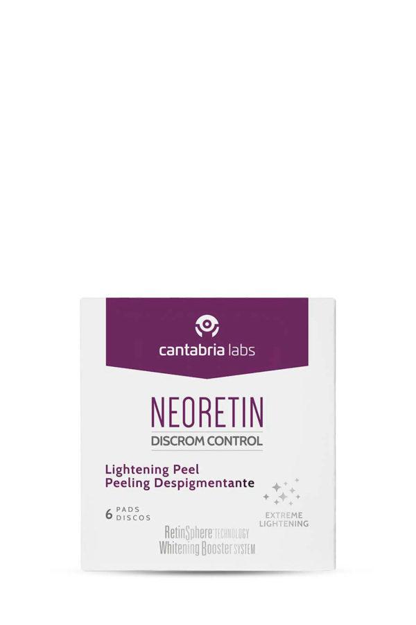 Neoretin Discrom Pigment Peel Pads
