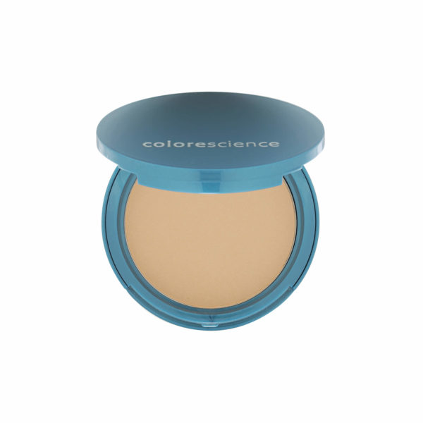 Pressed Foundation Medium Sunlight Coloscience NR