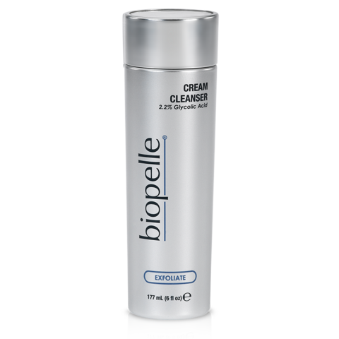 Exfoliate Cream Cleanser